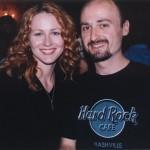 Con Allison Moorer (1999)