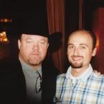 Con Chad Brock 2000