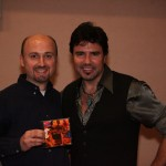 Con Eric Heatherly (2010)