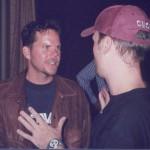 Con Gary Allan (2)(2001)