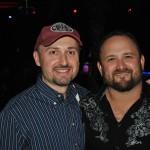 Con Jason Lerma (Chitarrista Aarron Watson) 26 LUG 2011