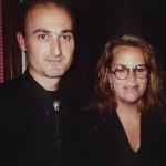 Con Mary Chapin Carpenter (1996)