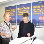Con Randy Travis 2007(1)