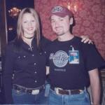Con Sara Evans (2001)