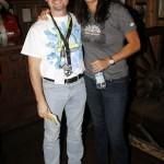 Con Terri Clark (2012)