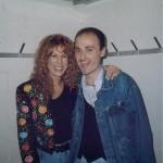 Con Victoria Shaw (1996)