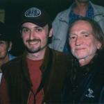 Con Willie Nelson (1999)
