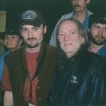 Con Willie Nelson  (1999)(2)