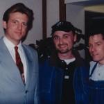 Con i BR549-Chuck Mead e Donnie Herron (1999)