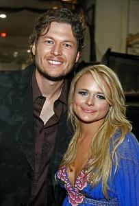 Blake Shelton e Miranda Lambert