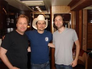 Steve Wariner, Brad Paisley e Ryan Wariner