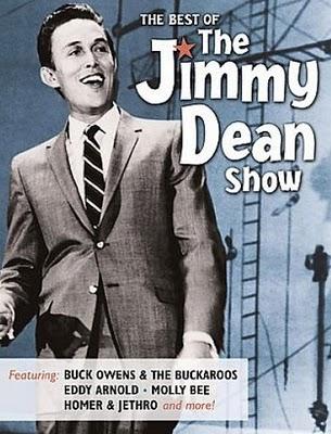 """Una locandina del """"Jimmy Dean Show"""""""