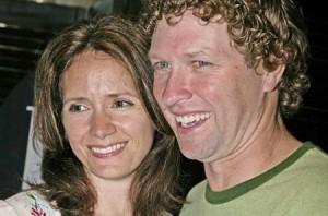 Craig Morgan e la moglie Karen