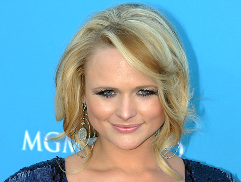 Miranda Lambert: un record (Foto: GABRIEL BOUYS/AFP/Getty Images)