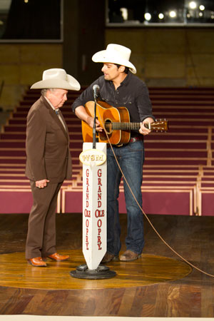 Little Jimmy Dickens e Brad Paisley