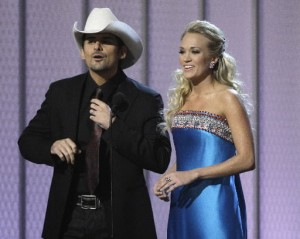 Brad Paisley e Carrie Underrwood