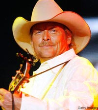 Alan Jackson (Foto Getty Images)