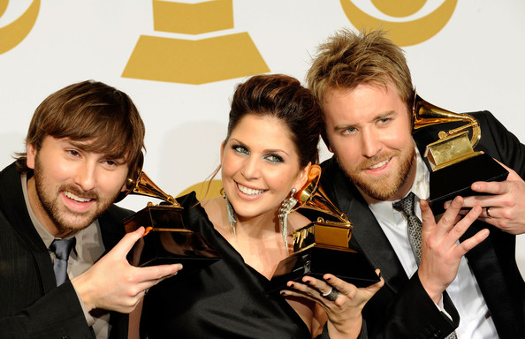 2010 Grammy Awards - Lady Antebellum