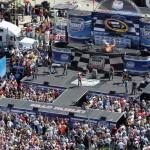Brad Paisley alla Daytona 500 - 1