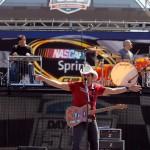 Brad Paisley alla Daytona 500 - 3