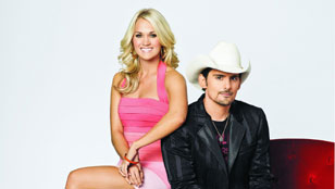 Carrie Underwood & Brad Paisley